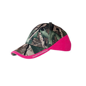 JRF-keps camo rosa